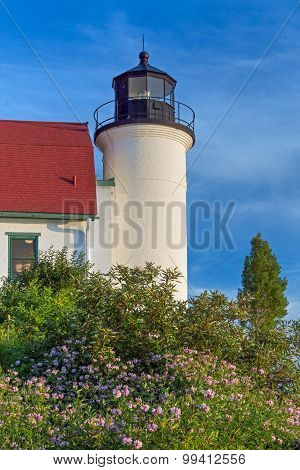 Point Betsie Lighthouse Tower