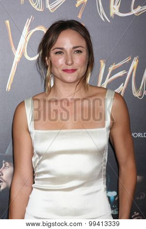 LOS ANGELES - AUG 20:  Briana Evigan at the