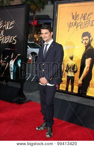 LOS ANGELES - AUG 20:  Shiloh Fernandez at the