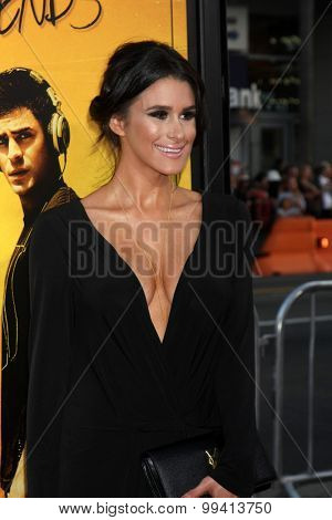 LOS ANGELES - AUG 20:  Brittany Furlan at the