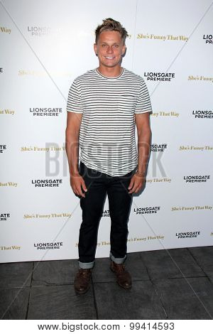 LOS ANGELES - AUG 19:  Billy Magnussen at the