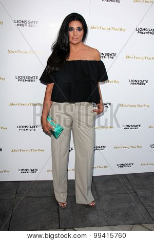 LOS ANGELES - AUG 19:  Rachel Roy at the