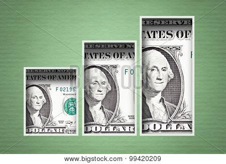 American Money Graph