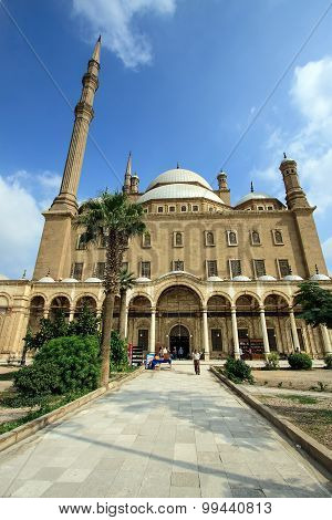 Muhammad Ali's Mosque in Cairo