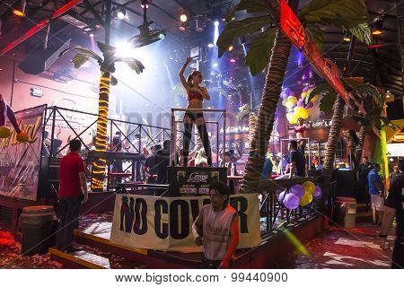 Congo Bar In Cancun