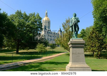 Connecticut State Capitol, Hartford, CT, USA