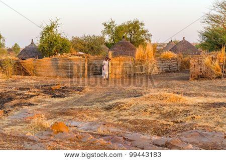 Sudanese Village