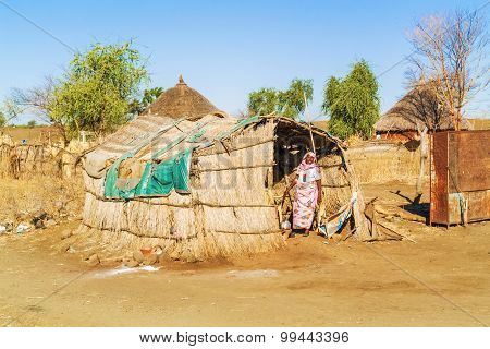 Village In Sudan