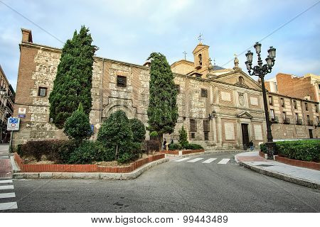 Convent of Las Descalzas Reales, Spain