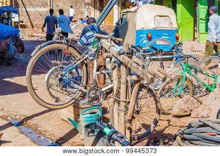 Market Place In Bahir Dar