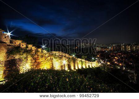Naksan Fortress Wall