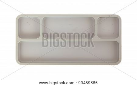 Stationary Tray