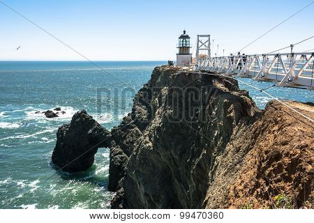Point Bonita Lighthouse, San Francisco