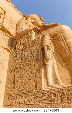 colossus of Abu Simbel