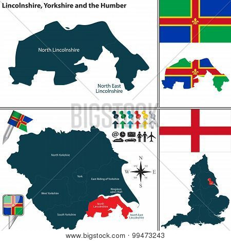 Lincolnshire, Yorkshire And The Humber, Uk