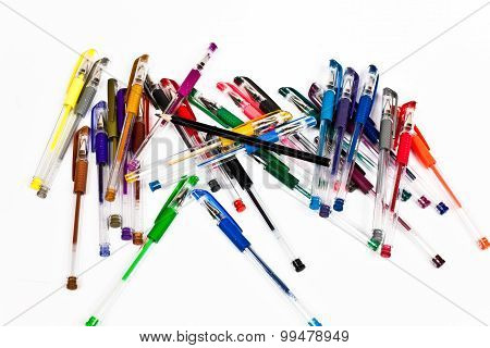 Pens and penci