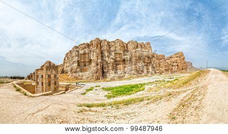 Naqsh-e Rustam Panorama