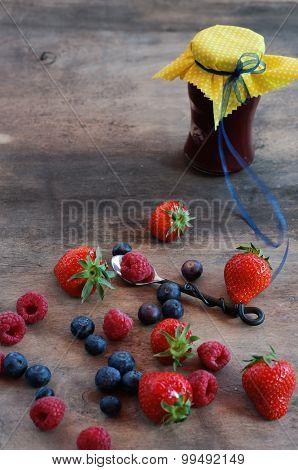 Berries Marmelade