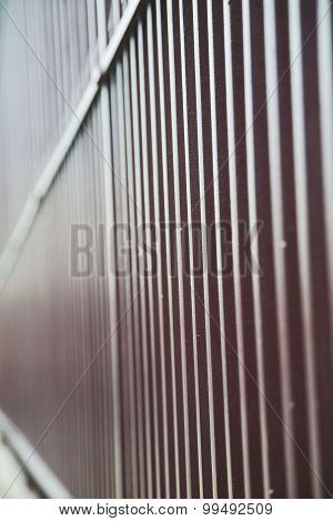 Abstract Metal In   Steel And Background