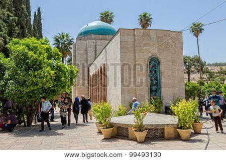 Mausoleum of Saady