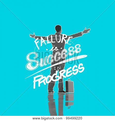 Failure Success Progress Business Investment Concept