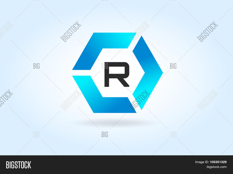 r letter vector r logo icon template r symbol silhouette. Black Bedroom Furniture Sets. Home Design Ideas