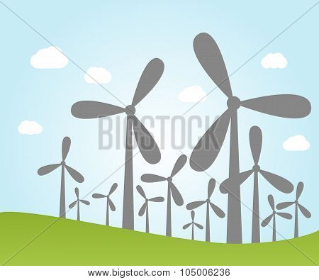 Wind Power Plants