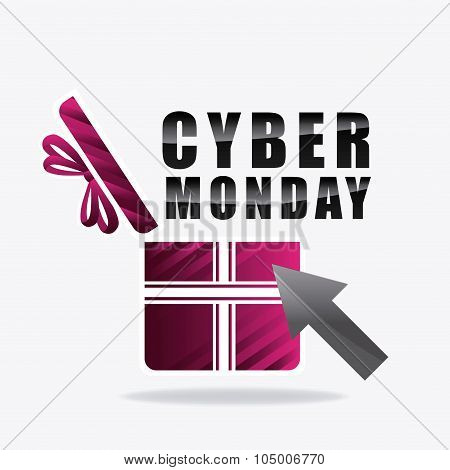 Cyber monday shopping season