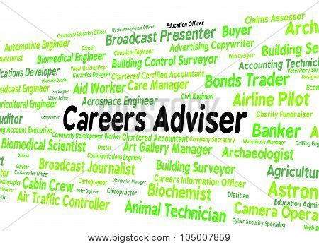 Careers Adviser Represents Hiring Instructor And Tutor