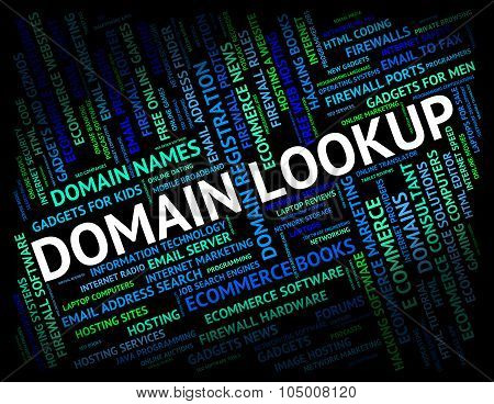Domain Lookup Means Realm Dominions And Research