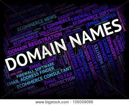 Domain Names Means Dominion Words And Moniker