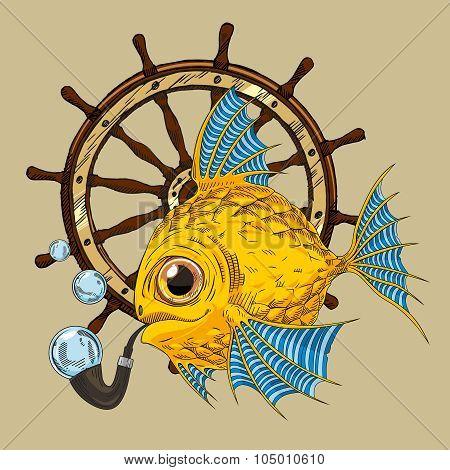 captain fish