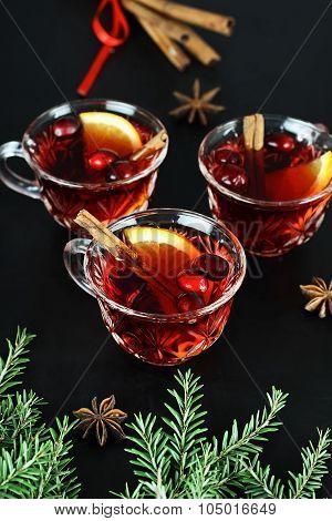 Festive Christmas Punch