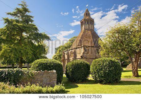 Kitchen Abbot Of Glastonbury Abbey, Somerset, England