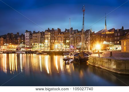 Honfleur, Normany, France