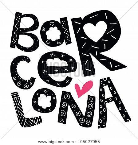 Barcelona Spain Design