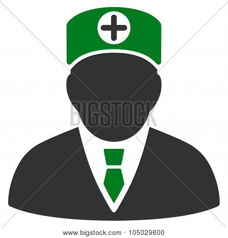 Head Physician Icon