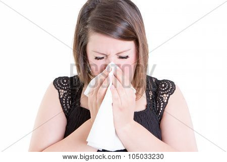Blowing Your Nose Too Hard