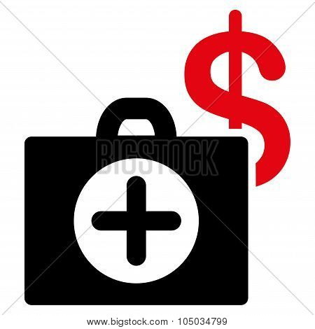 Payment Healthcare Icon