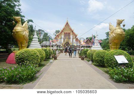 Wat Phai Lom Temple
