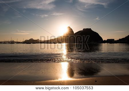 Sugarloaf Mountain by Sunrise