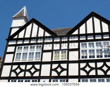 Elizabethan Tudor houses