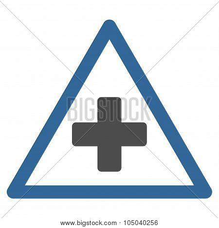 Health Warning Icon