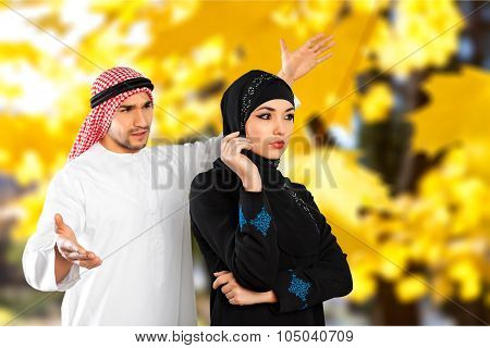 Muslims.