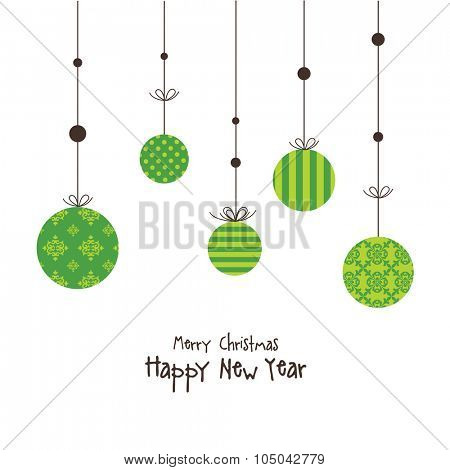 New year's card - 2016