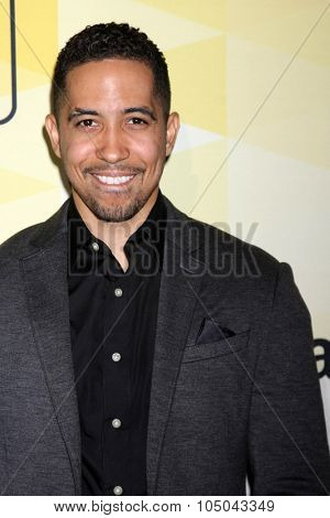 LOS ANGELES - OCT 15:  Mel Brown Jr. at the IMDB's25th Anniversary Party at the Sunset Tower on October 15, 2015 in West Hollywood, CA