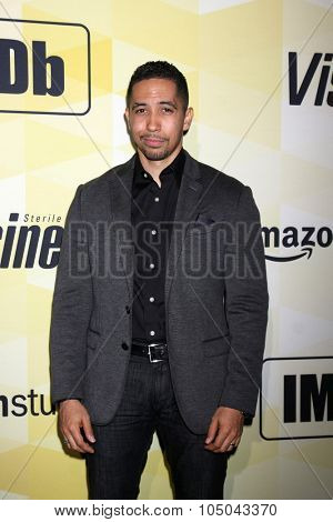LOS ANGELES - OCT 15:  Mel Brown Jr. at the IMDB's 25th Anniversary Party at the Sunset Tower on October 15, 2015 in West Hollywood, CA