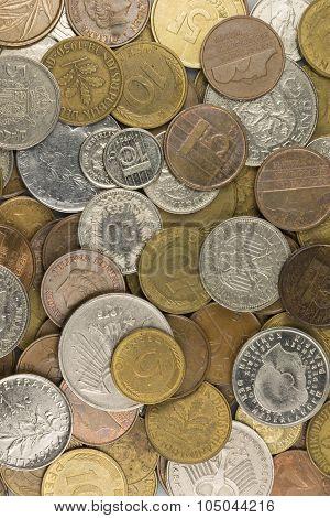 Old European Coins.