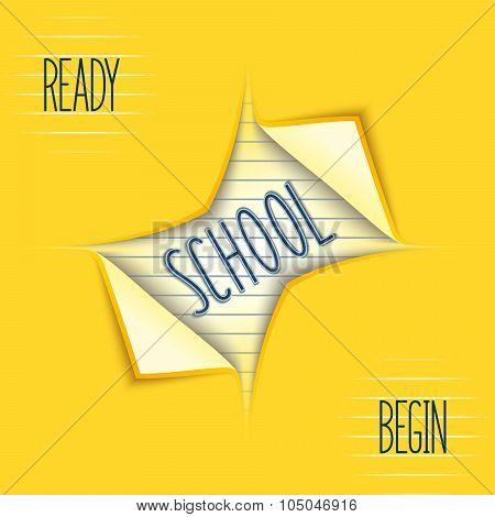 Begin school season