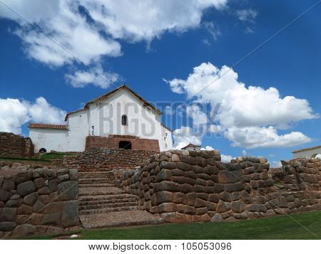 Church at Chinchero